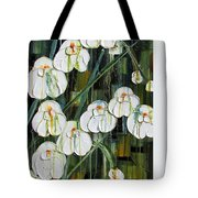 Orchid Dance Tote Bag