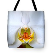 Orchid Fire Tote Bag