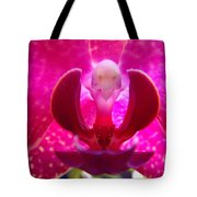 Orchid Genie Tote Bag