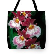 Orchid Group Tote Bag