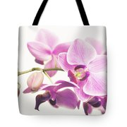 orchid II Tote Bag