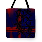 Orchid Impression Tote Bag