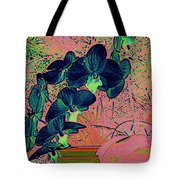 Orchid Japanaise Tote Bag