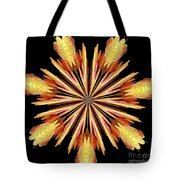 Orchid Kaleidoscope 10 Tote Bag
