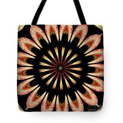 Orchid Kaleidoscope 3 Tote Bag