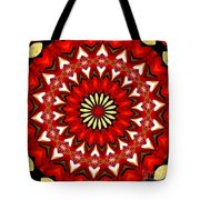 Orchid Kaleidoscope 9 Tote Bag