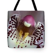 Orchid Like A Muzzle Tote Bag