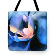 Orchid Lullaby Tote Bag