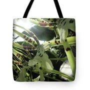 Orchid Lumin Tote Bag