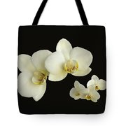 Orchid Montage Tote Bag