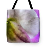Orchid Of Inspiration Tote Bag