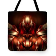 Orchid Of Love Tote Bag