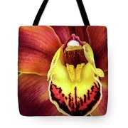 Orchid Queen Tote Bag