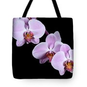 Pink Orchid I Tote Bag