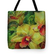 Orchid Series 11 Tote Bag