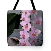 Orchid Splendor Tote Bag