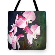 Orchid Study IIi Tote Bag