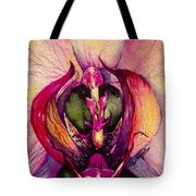 Orchid Tabernacle Tote Bag