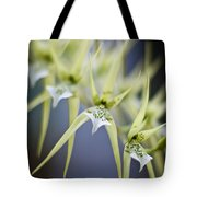 Orchid Wave Tote Bag