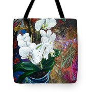 Orchid You Tote Bag