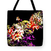 Orchidelia Tote Bag by Eikoni Images