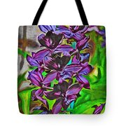 Orchids 1714 Tote Bag