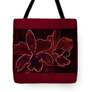 Orchids - For Pele Tote Bag