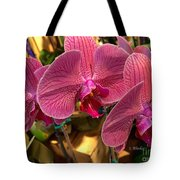 Orchids In Bloom Tote Bag