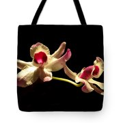 Orchids Only Tote Bag