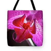 Orchid's Tongue Tote Bag