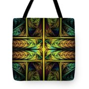 Order Out Of Chaos Tote Bag