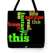 Order The Lyrics Game. Queen. Bohemian Rapsody. Game For Music Lovers And Fans Tote Bag
