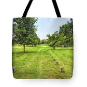 Ordered Rows Tote Bag