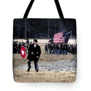 Orders To Advance Tote Bag