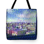Ordinary Day For Trains Tote Bag