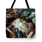 Oregon Beach Treasures #2 Tote Bag