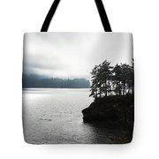 Oregon Coast Fog Tote Bag
