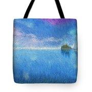Oregon Coast Twilight Tote Bag