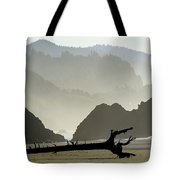 Oregon Coastal Beach Tote Bag
