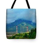 Oregon Columbia River - River View Tote Bag