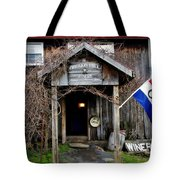 Oregon Hill Winery Tote Bag by Stephanie Calhoun