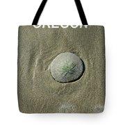 Oregon Sand Dollar Tote Bag