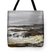 Oregon's Rugged Coast Tote Bag