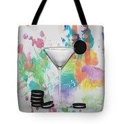 Oreo Happy Hour Watercolor Bg Tote Bag