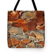 Organic Abstract Tote Bag