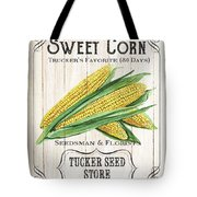 Organic Seed Packet 4 Tote Bag