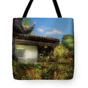 Orient - A Place To Pray  Tote Bag