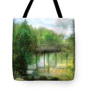 Orient - Bridge - Chinese Bridge  Tote Bag
