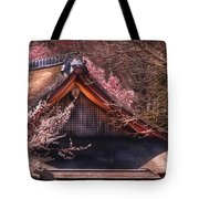 Orient - Shofuso House Tote Bag