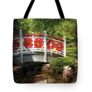Orient - Bridge - Tranquility Tote Bag
